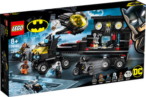 The LEGO® DC Mobile Bat Base 76160