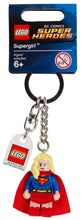 Load image into Gallery viewer, LEGO® DC Comics™ Super Heroes Supergirl Keychain 853455