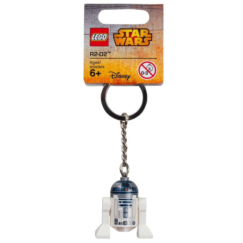 LEGO® ǀ Star Wars R2-D2 Key Chain 853470