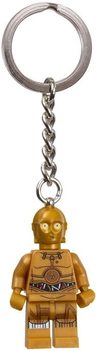 LEGO® ǀ Star Wars C-3PO Key Chain 853471