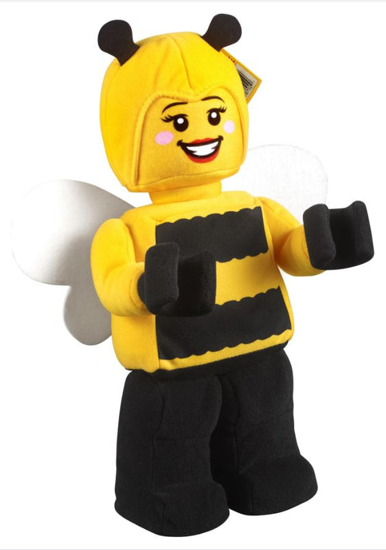 Bee Girl Minifigure Plush 853802