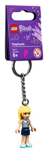 Load image into Gallery viewer, LEGO® Friends Stephanie Keyring 853882