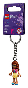 LEGO® Friends  Olivia Key Chain 853553