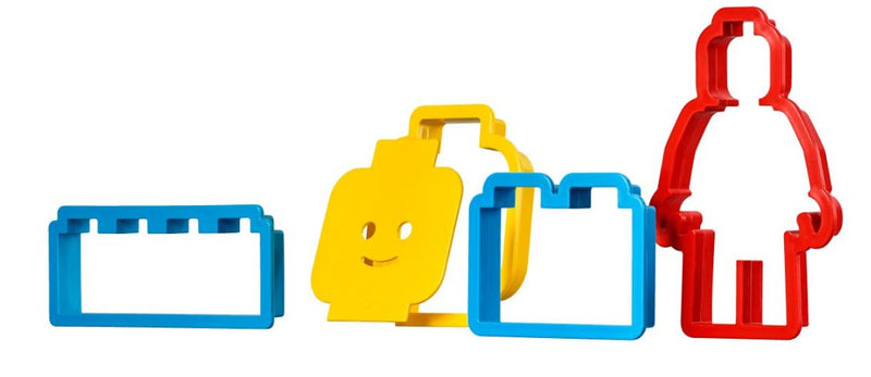 LEGO® Cookie Cutters 853890