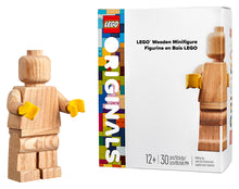 Load image into Gallery viewer, LEGO® Wooden Figure 853967