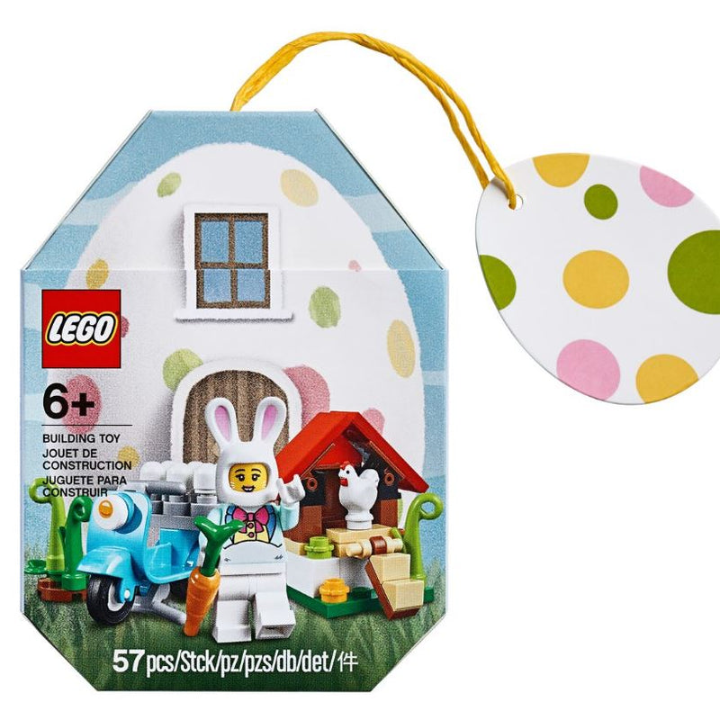 LEGO® Iconic Easter Bunny House 853990
