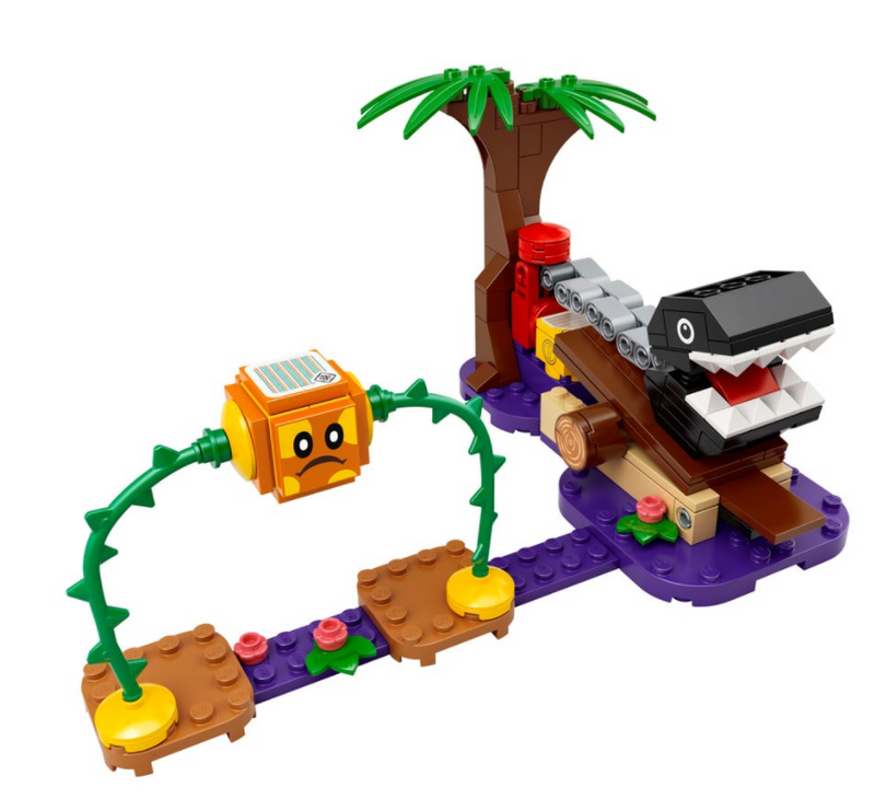 LEGO® Super Mario Chain Chomp Jungle Encounter Expansion Set 71381