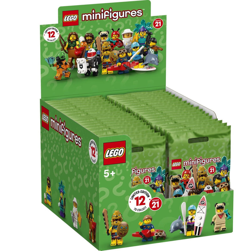 LEGO®  Minifigures Series 21 71029 ( 1 Box 60 pcs)