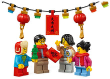 Load image into Gallery viewer, LEGO® Temple Fair 80105