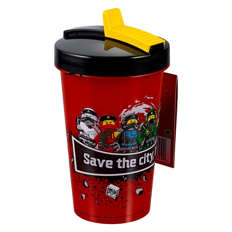 LEGO® NINJAGO® Tumbler with Straw 853901