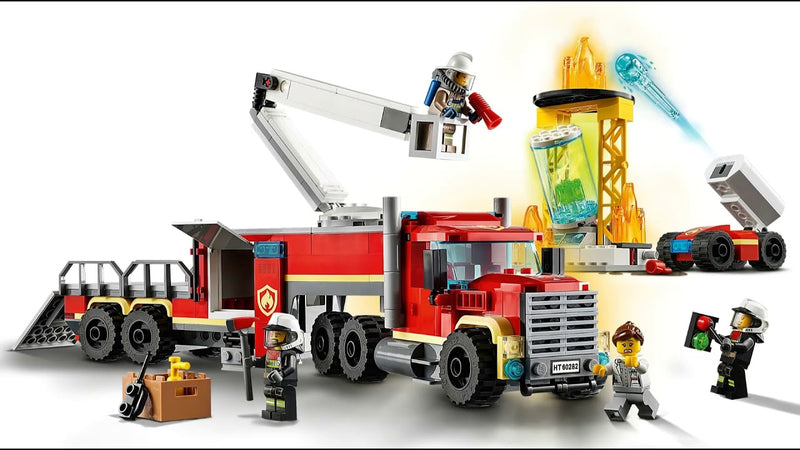 LEGO® City Fire Command Unit 60282