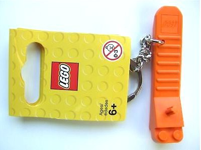 LEGO® Brick Separator Key Chain 853792