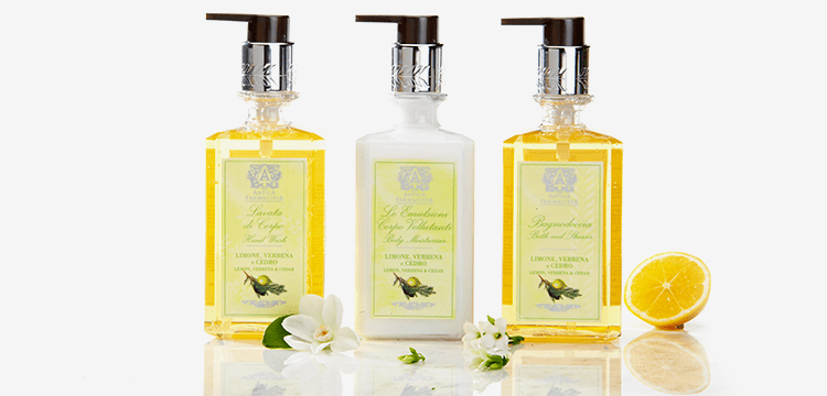 BATH, BODY & FRAGRANCE Collection Banner