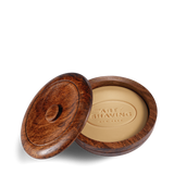 Art Of Shaving SANDALWOOD SHAVING SOAP WITH WOODEN BOWL
