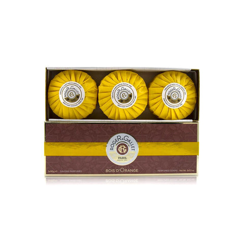 Roger & Gallet Bois D'Orange 3 Pack Soap