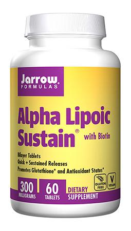 Alpha Lipoic Sustain 60 Tablets