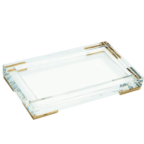 Antica Farmacista Bath & Body Lucite Tray