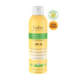 Babo Botanicals  Sheer Zinc Continuous Spray Sunscreen SPF 30 - 6 oz.