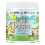 Nordic Naturals Reduced Sugar Nordic Berries , 120 Gummies