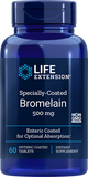 LIFE Extension  Specially-Coated Bromelain 500mg , 60 Enteric Coated Tablets