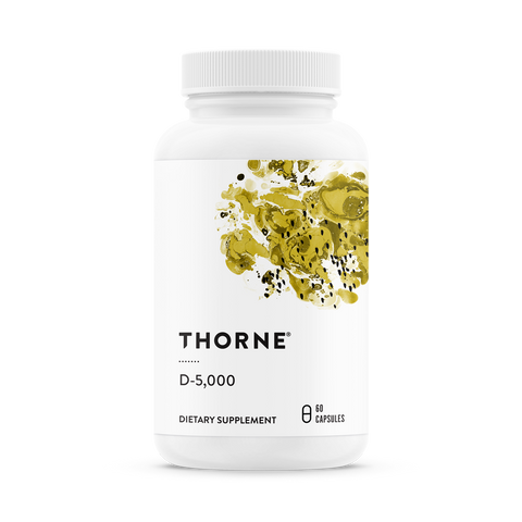 Thorne  Vitamin D-5,000 , 60C