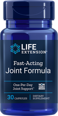 LIFE Extension  Fast-Acting Joint Formula 30 Capsules