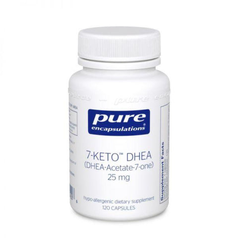 Pure Encapsulations 7-Keto DHEA 25 mg. 60's