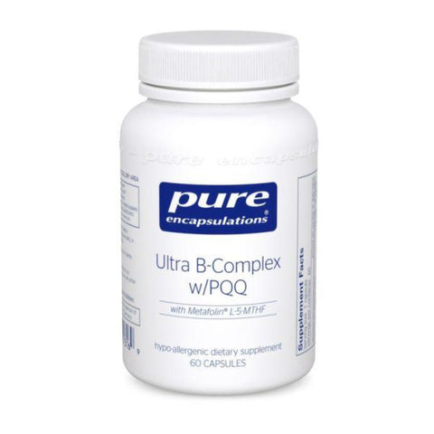Pure Encapsulations Ultra B-Complex w/PQQ