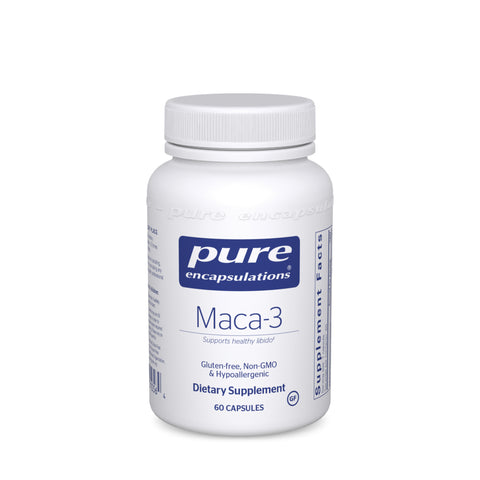 Pure Encapsulations  Maca-3 , 60 Capsules