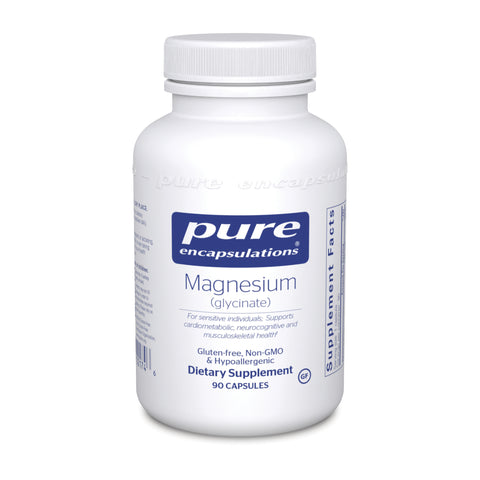 Pure Encapsulations Magnesium (glycinate) , 90 Capsules