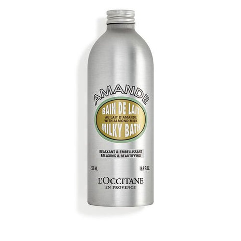 L'Occitane  Almond Milky Bath , 16.9 fl.oz.