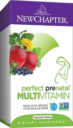 New Chapter Perfect Prenatal™ Multivitamin  , 96 veg tabs