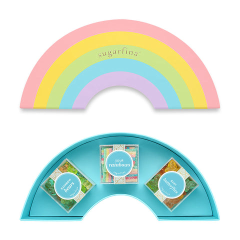Sugarfina  RAINBOW 3 PIECE CANDY BENTO BOX