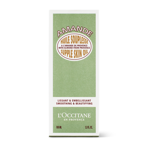 L'Occitane  Almond Supple Skin Oil , 3.3 fl.oz.