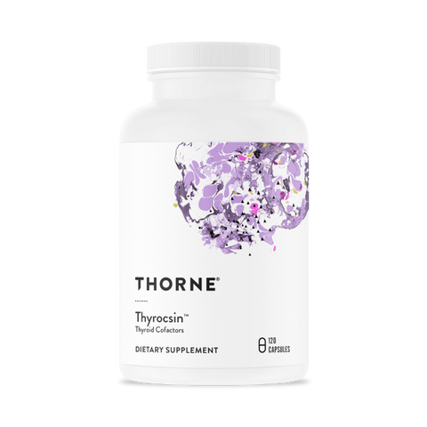 Thorne   Thyrocsin™  120 caps
