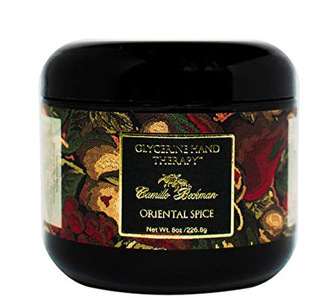 Camille Beckman Glycerin Hand Therapy, Oriental Spice, 8 Ounce