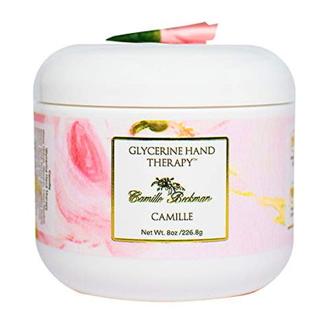 Camille Beckman Glycerine Hand Therapy, Camille, 8 Ounce