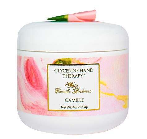 Camille Beckman Glycerine Hand Therapy Cream, Signature Camille, 4 Ounce