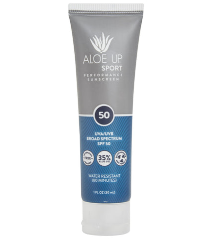 Aloe Up UP SPF 50 Sport Lotion - 1oz