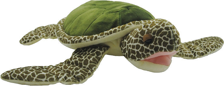 Gus Green Turtle Plush Toy