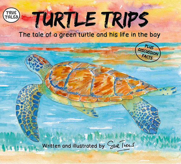 Turtle Trips Book