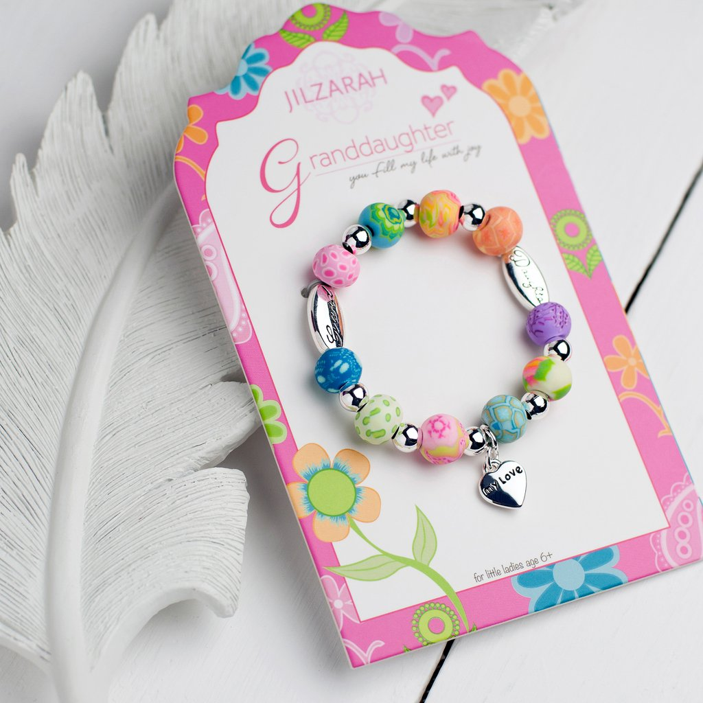 Granddaughter Girls Youth Bracelet