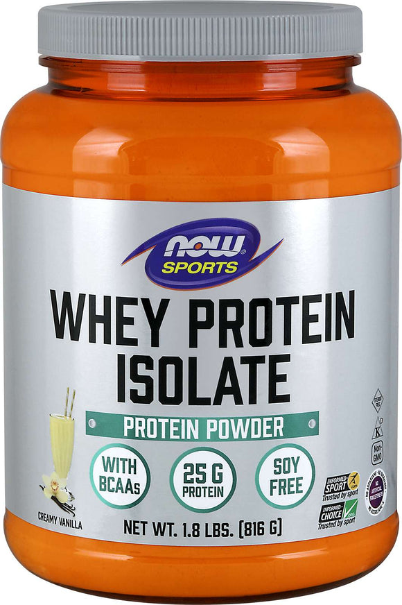Whey Isolate Vanilla   816g