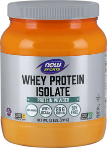 Whey Isolate 100% Natural, Unflavoured 544g