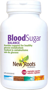 Blood Sugar Balance 120s