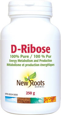 New Roots D-Ribose 250g