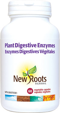 Plant Digestive Enzymes 60s