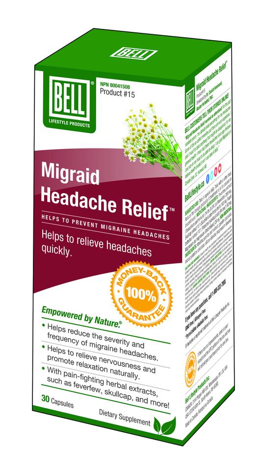 Bell Migraid Headache Relief