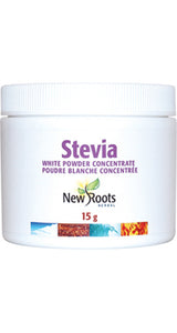 Stevia White Powder Concentrate 15g
