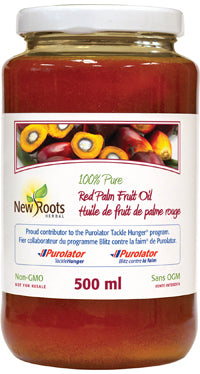 Red Palm Fruit Oil 500mL